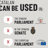 We demand that the Spanish State take notice of the Council of Europe's recommendations on compliance with CELRoM