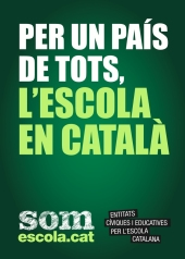 Cartell Somescola.cat