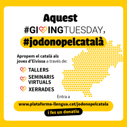 Giving Tuesday a Eivissa