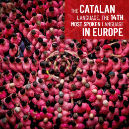 Exposició 'The Catalan Language: 10 milions European voices'