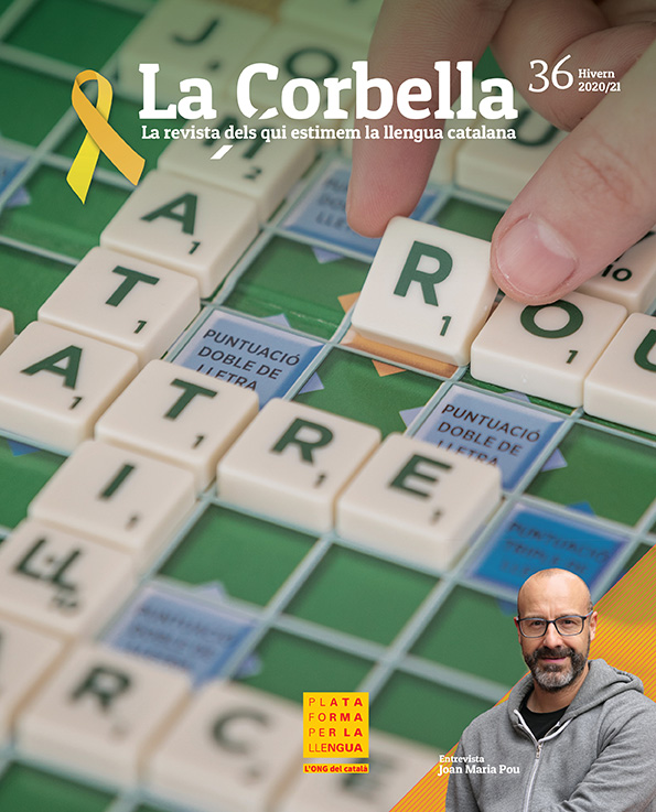 Nou lliurament de La Corbella, la revista de la Plataforma per la Llengua